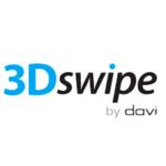 Logo 3DSwipe by DAVI