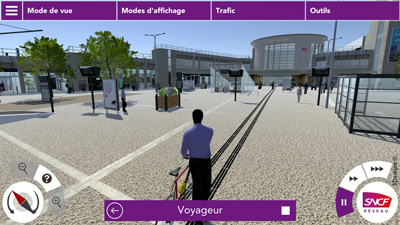 Image SNCF 6 Gare Dijon