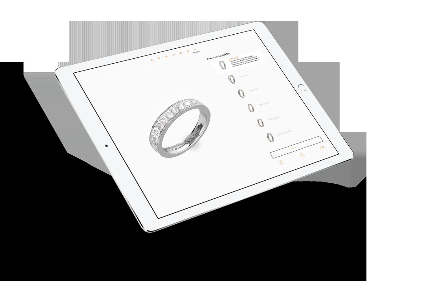 Configurateur produit 3Dswipe