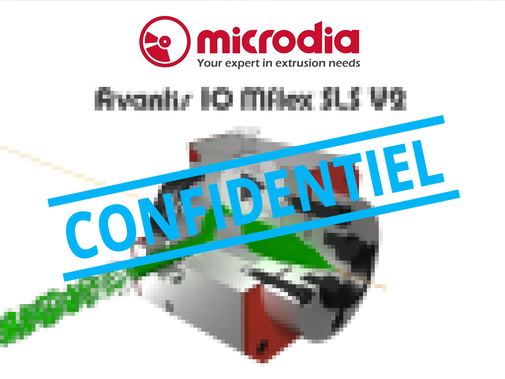 Rendu 3D 3Dswipe pour Microdia
