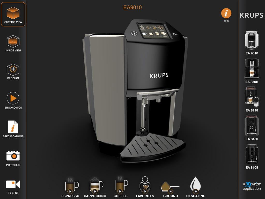 Image Cafetière Krups 1